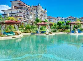 Poseidon VIP Residence Club, vacation rental in Nesebar