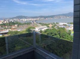 Apto Floripa vista mar, apartamento em Florianópolis