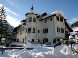 Das Bergschlössl - very special, Hotel in Sankt Anton am Arlberg