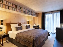 St-Alban Hotel & Spa、ラ・クリュサのホテル