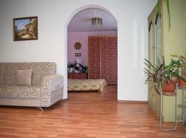 Guest House Cherkizovo, apartment in Pushkino