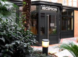 Résidences Guerlin, appart'hôtel à Toulouse