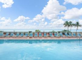 Hollywood Beach Tower by Capital Vacations, Ferienunterkunft in Hollywood