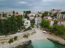 Apartments and Rooms Maganic, family hotel in Trogir