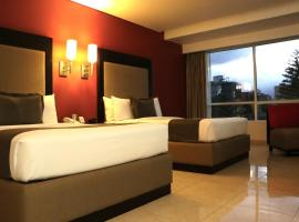 Hotel & Suites PF, hotel near The Angel of Independence, Mexico City