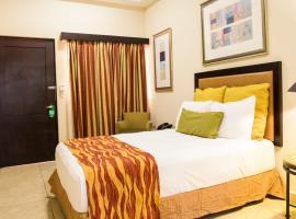 Hotel El Viejo Inn, economy hotel in Chinandega