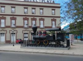 Plaza, отель в городе Камагуэй