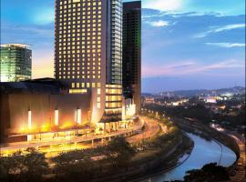 The Gardens – A St Giles Signature Hotel & Residences, Kuala Lumpur, serviced apartment in Kuala Lumpur
