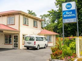 Best Western BKs Pioneer Motor Lodge, hotel near Auckland Airport - AKL,