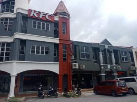 Tambun Warm Hotel, hotel di Ipoh