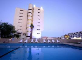 Aquamarine Hotel, hotel a Eilat