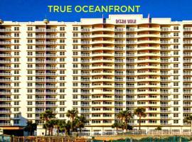 Ocean Walk Resort 1606, apartment in Daytona Beach