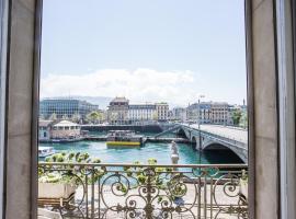 Hotel des Tourelles, hôtel à Genève près de: Jet d'eau de Genève