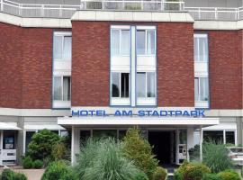 Hotel am Stadtpark, Hotel in Wilhelmshaven