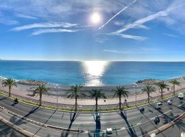 Florida Blue, luxury hotel in Nice