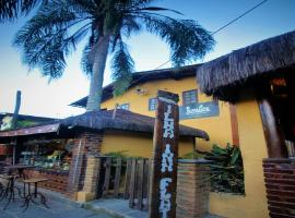 Lonier Ilha Inn Flats, self catering accommodation in Abraão