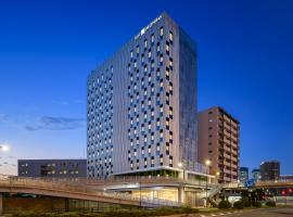 hotel MONday Premium TOYOSU, hotel in Tokyo