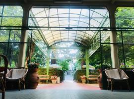 Grand Hotel Vallombrosa, hotel in Vallombrosa