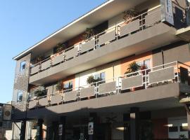Hotel-Restaurante Ancora, hotel em Puerto López