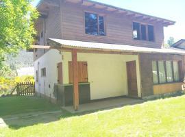 Morada del Prado, casa en San Carlos de Bariloche