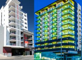 Direct Hotels - Pavilion and Governor on Brookes, hotel near RNA Showgrounds, Brisbane