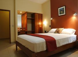 Palau Amazonas Hotel, hotel in Iquitos