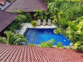 Senang Villa, boutique hotel in Gili Islands