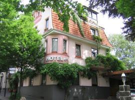 Hotel In der Blume, hotel in Heiligenhaus