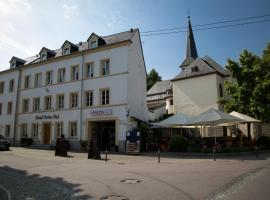 Hotel Perler Hof, hotel Perlben