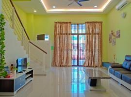 Sky Mirror Homestay, hotel di Kuala Selangor