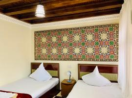 Sukhrob Barzu Hotel, hotel in Bukhara