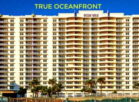 Ocean Walk Resort 2 BR 1401, apartment in Daytona Beach