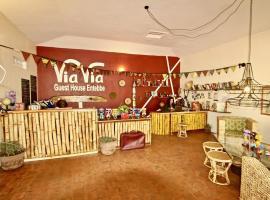 ViaVia Entebbe, glamping site in Entebbe