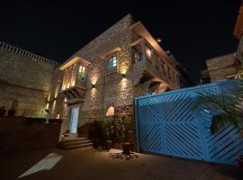 Baijoo Niwas, family hotel in Jodhpur
