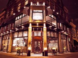 Brasss Hotel Suites, hotel near Hoofddorp Station, Haarlem