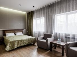 Nova Hotel, отель в Астрахани