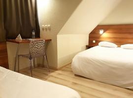 Brit Hotel Primo Colmar Centre, hotel near Saint-Matthews Protestant Church, Colmar