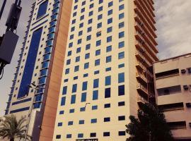 Al Rakaez Hotel, hotel in Mecca