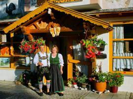 Gästehaus Berghof, guest house in Krün