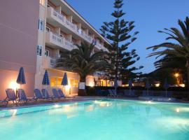 Zakantha Beach, hotel near Archelon, Argassi