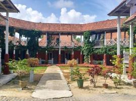 Iz Village, hotel di Kampung Kuala Besut