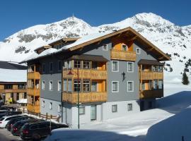 Aparthotel Bernhof, hotel in Obertauern