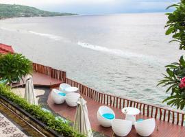 Ogix Cliff Paradise, hotell sihtkohas Nusa Penida