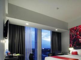 Favehotel Pekanbaru, hotel near Sultan Syarif Kasim II International Airport - PKU,
