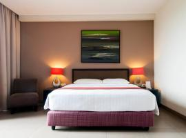 100 Sunset Kuta Hotel & Ballroom, hotel in Kuta