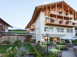 Hotel Heubad, hotell i Völs