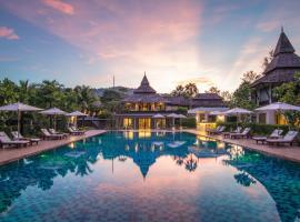 Layana Resort & Spa - Adults Only, resort in Ko Lanta