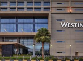 The Westin City Centre Bahrain, hotel i Manama