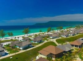 The Royal Sands Koh Rong, resort in Koh Rong Island