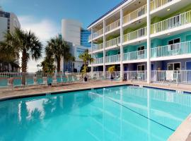 The Schagrin Suite at Pelican Pointe, apartment in Clearwater Beach